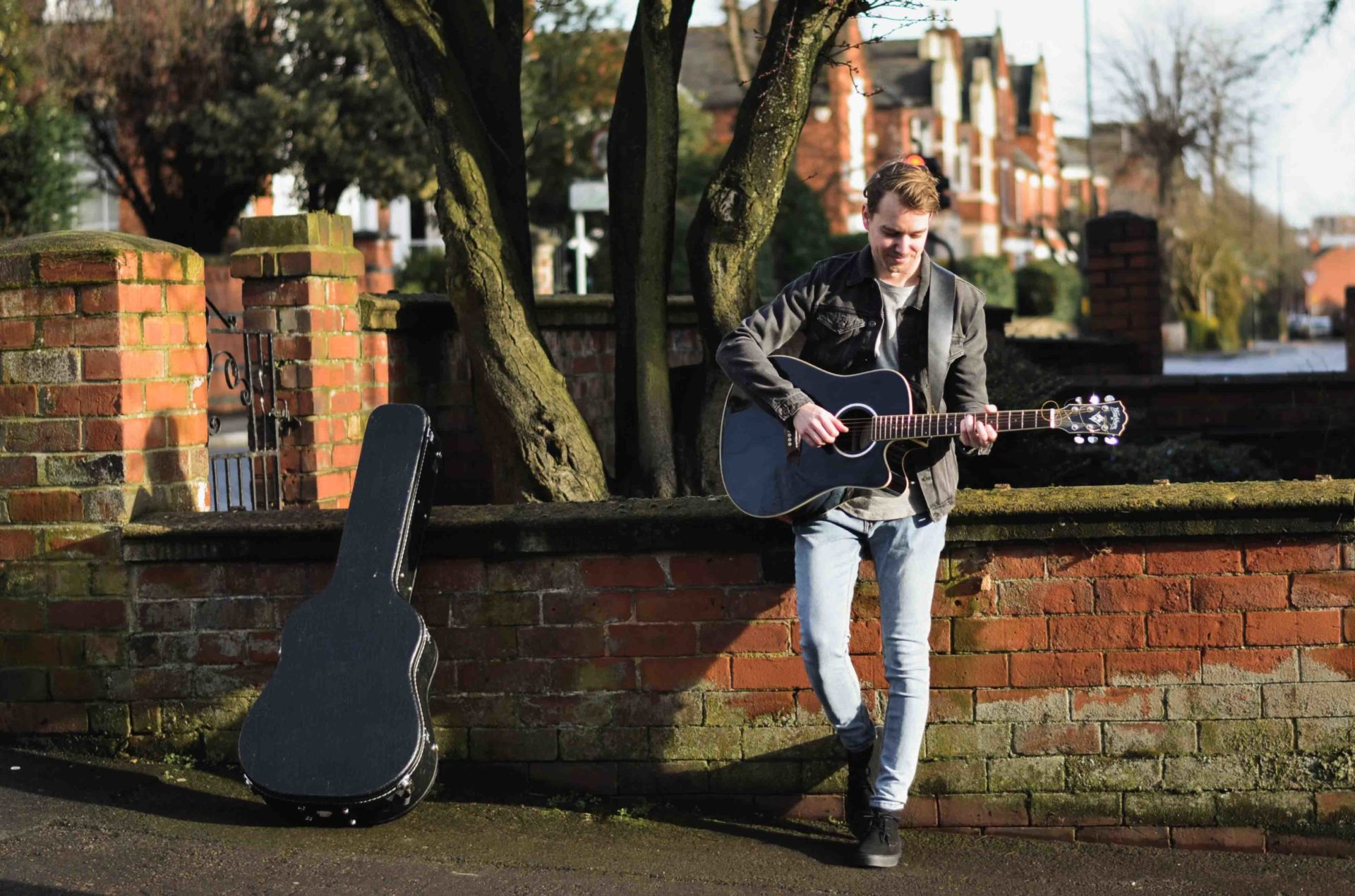 Busking Lincoln